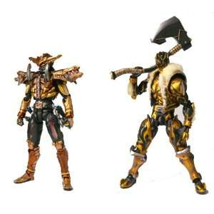 SIC S.I.C Vol.48 Masked Kamen Rider DEN O Gaoh & Kintaros
