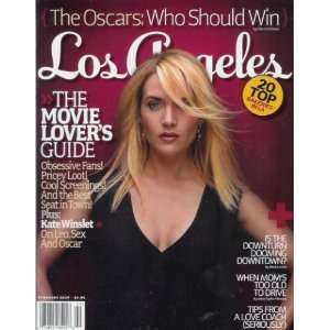 Los Angeles Magazine   February 2009 Kae Winsle