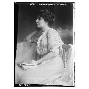 Princess Marie (Bonaparte) of Greece