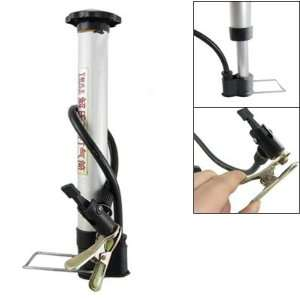 Hand Operated Schrader Valve Bicycle Bike Air Pump