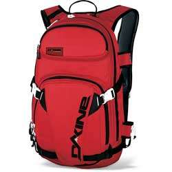 Dakine Heli Pro Backpack School Bag Laptop Case Red