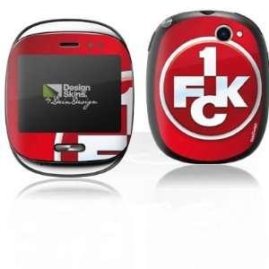 Design Skins for Microsoft Kin One   1. FCK Logo Design