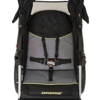 TREND Expedition LX Jogging Stroller Travel System 090014012557
