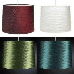 ripple cylinder drum pendant ceiling light shades