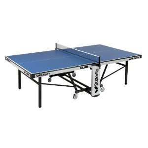 Butterfly Club Table Tennis Rollaway