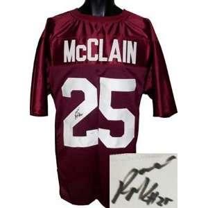 Rolando McClain Signed Alabama Crimson Tide Jersey Sports