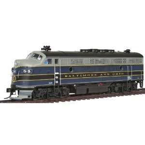 PROTO 2000 HO Scale EMD F3A Diesel Powered Standard DC Toys & Games