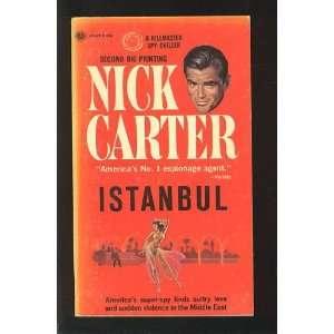 Istanbul Nick Carter Books