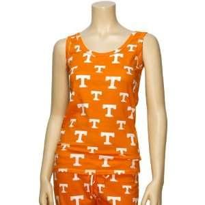 Tennessee Volunteers Ladies Orange Tandem Tank Top