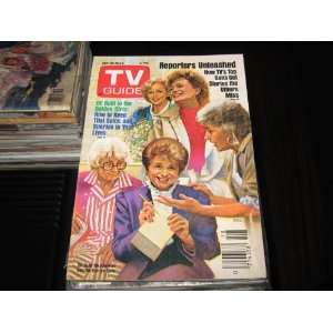 TV Guide (Dr. Rith to the Golden Girls How To keep That