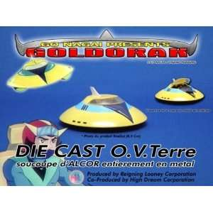 High Dreams   Goldorak (Grendizer) UFO métal 9 cm: Toys & Games