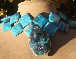 VIVID BLUE TURQUOISE GEMS DRUZY AMETHYST CRYSTAL PENDANT agate