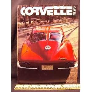 / September CORVETTE NEWS Magazine: Chevrolet Motor Division: Books