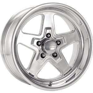 American Racing Torqlite AR135 Polished Aluminum Wheel