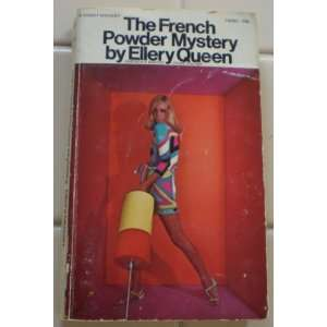 The French Powder Mystery (9780451040831) Ellery Queen Books