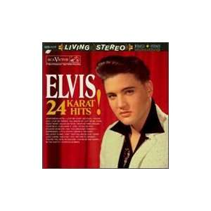 Elvis Presley  24 Karat Hits  REMASTERED 3 VINYL 180