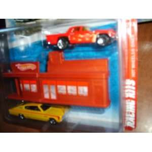 Hot Wheels Racing Kits, Hot Wheels Diner #2/12 Toys & Games
