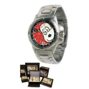 Snoopy by Everhart Spring Season Stainless Steel Sport