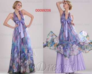 eDressit New Floral Party Evening Dress Prom US 4, 6, 8