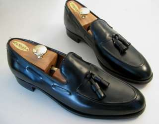 New ALAN MCAFEE Churchs Tassel Loafers Shoes 14 A US