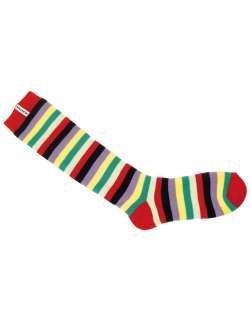 Hunter Kids Striped Boot Sock   Striped