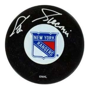 Steiner Sports Eddie Giacomin New York Rangers Autograph