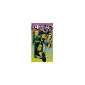 Honeymooners 26 Boxtop Kid / Halloween Party [VHS] Jackie Gleason