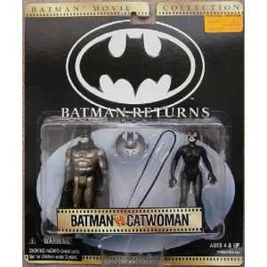 Batman   Movie Collection Batman Vs. Catwoman Figure Set