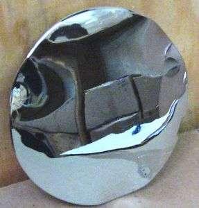 New plain chrome center cap Envoy 6 (3 double) spoke