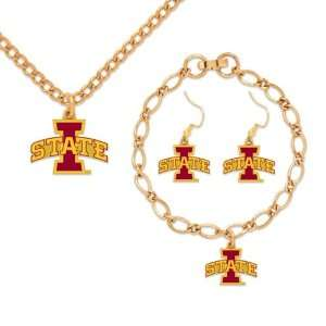 FLORIDA STATE SEMINOLES OFFICIAL LOGO JEWELRY GIFT SET