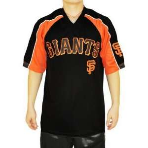 Mens MLB San Francisco Giants Baseball Short Sleeve Jersey