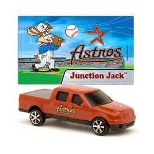 Upper Deck Houston Astros 1:87 Scale Ford F 150 with Team
