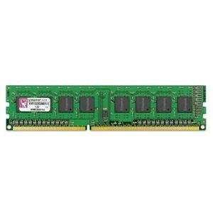 Kingston Value Ram, 4GB 1333MHz DDR3 ECC Reg w/Par (Catalog Category