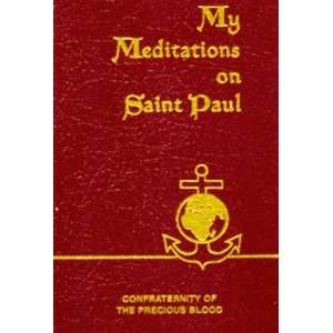 My Meditations on St. Paul: Home & Kitchen