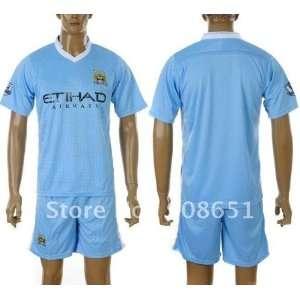 11 12 manchester city away english short high quality football soccer