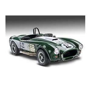 24 Scale Shelby Cobra 427 S/C Plastic Model Kit: Toys & Games