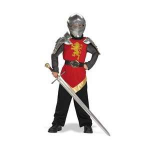 High King Peter Deluxe Costume Boys Size 7 8 Toys