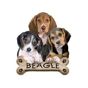 Beagle Pups Cross Stitch Chart: Arts, Crafts & Sewing