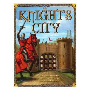 knights city / written by Philip Steele ; design, Simon Morse ; paper