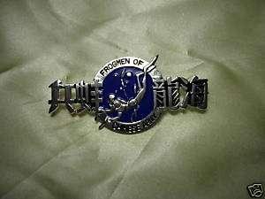ROC Taiwan Army FROGMEN pin #A