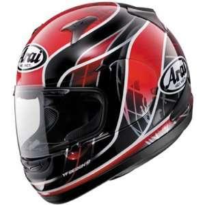 Arai Mamola RX Q Full Face Motorcycle Helmet   2X Large