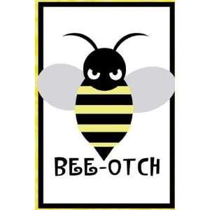 evilkids Bumblebee Bee otch Postcard