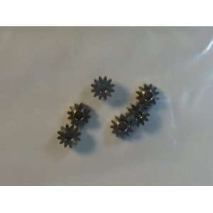 Ultra Low Friction Steel Drag Racing Pinion Gear (Slot Toys & Games