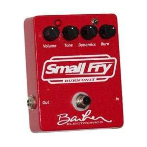 Barber Electronics Small Fry Overdrive Pedal Musical