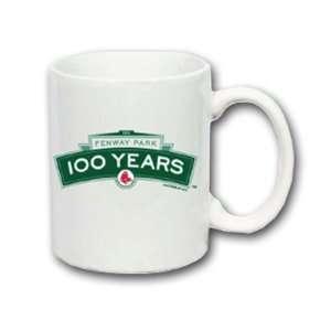 Boston Red Sox Fenway 100th Anniversary Coffee Mug Sports & Outdoors