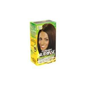 Garnier Nutrisse Permanent Creme Haircolor #535 Dark Mahogany Brown, 1