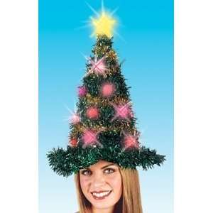 19 Light Up Adult Battery Operated Bright & Colorful Tinsel Christmas