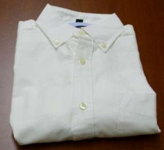 NWT MENS NAUTICA L/S CASUAL SHIRT WHITE XL EXTRA LARGE
