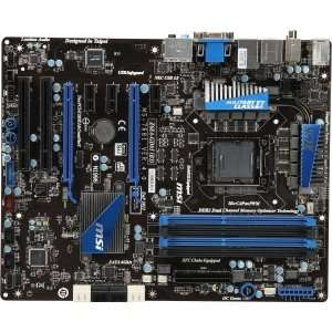 MSI, MSI Z68A GD65 (B3) Desktop Motherboard   Intel
