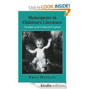 Gender and Cultural Capital (Childrens Literature and Culture